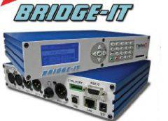 Tieline Bridge-IT立体声IP传输音频编解码器