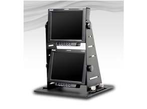 瑞鸽 TL-800YSD 摇臂型双联彩色液晶监视器