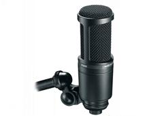 audio-technica 铁三角 AT2020 电容录音话筒