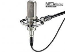 audio-technica 铁三角 AT4047MP 多指向性电容式话筒