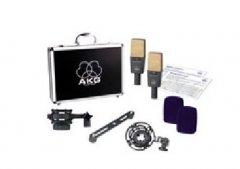 AKG C414 B-XL II/ST 大振膜立体声套装