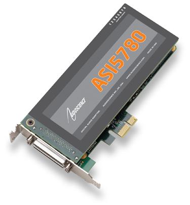 ASI5780 PCIe声卡