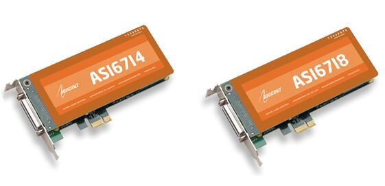 ASI6714\ASI6718 LOW PROFILE PCIe声卡