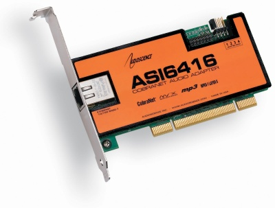 AudioScience ASI6416 PCI声卡