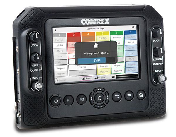 COMREX ACCESS NX IP 音频编解码器