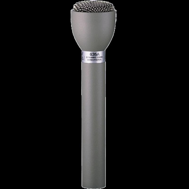 Electro-Voice 635A 现场采访有线话筒