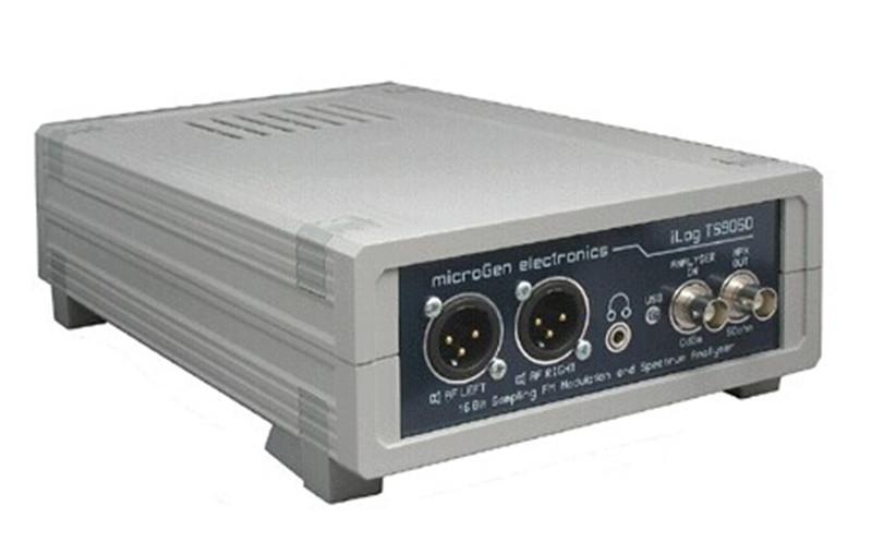 Microgen Electronic TS 9050/9060 桌面分析仪