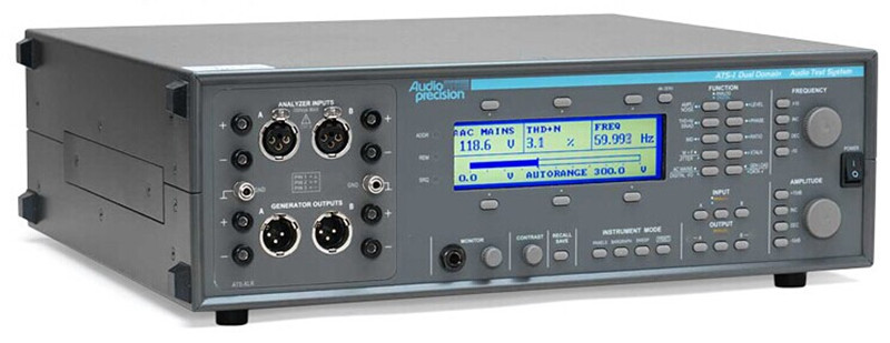 Audio Precision AP ATS-1DD 测试仪器