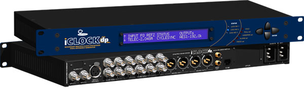 Mutec iClock dp 高精密基准时钟信号同步器