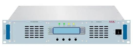 RVR TEX100LCD/S 100W调频发射机