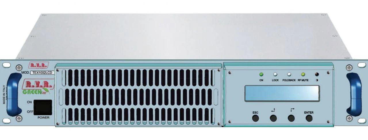RVR TEX1000 1KW一体化调频发射机