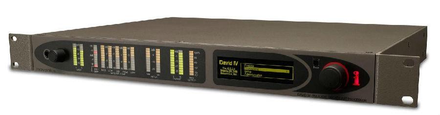 INOVONICS 719 DAVID IV 数字音频处理器