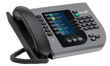 Telos VSet6 VX 用6线电话座机
