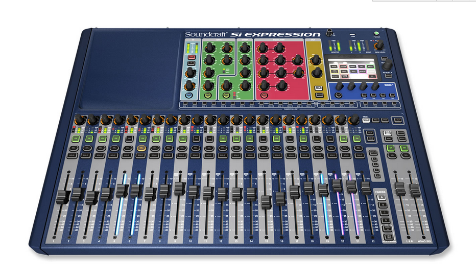 SOUNDCRAFT Si-Expression-2