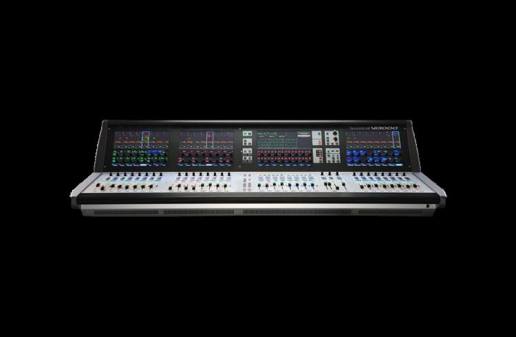 SOUNDCRAFT Vi3000 调音台