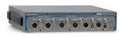 Audio Precision APx515B 声学和音频分析仪