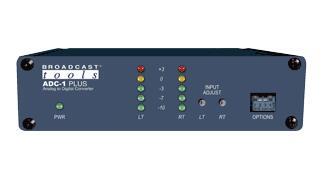 Broadcast Tools ADC-1 Plus 模数转换器