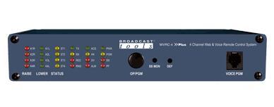 Broadcast Tools WVRC-4 Plus