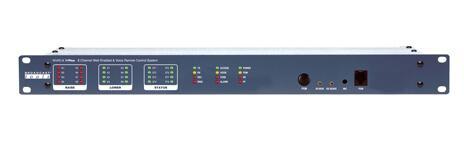 Broadcast Tools WVRC-8 Plus 网络和语音遥控器