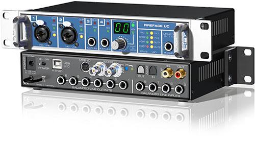 RME FireFace UC USB音频接口