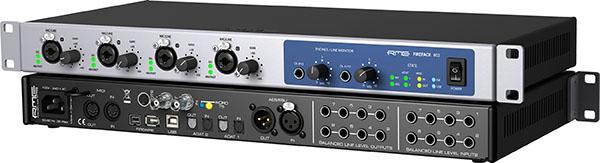 RME Fireface 802音频接口/声卡