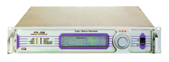 RVR PTX30DDS数字调频激励器