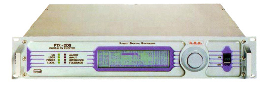 RVR PTX100DDS数字调频激励器
