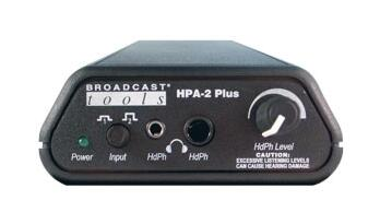 Broadcast Tools HPA-2 Plus
