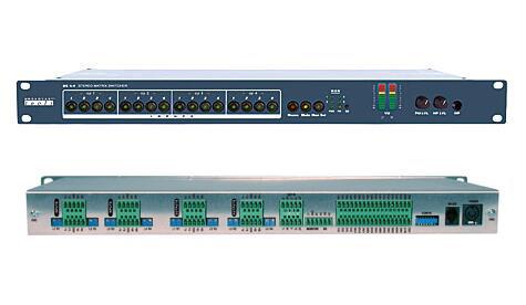 Broadcast Tools SS 4.4 立体声音频矩阵切换器