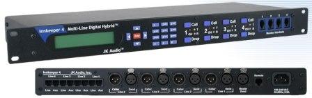 美国JK AUDIO innkeeper4 四路电话耦合器