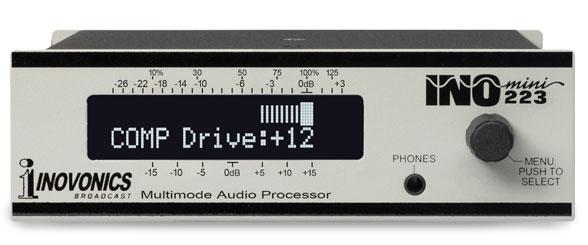 INOVONICS 223音频处理器