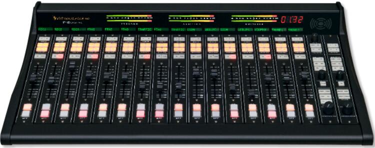Wheatstone IP-16数字直播调音台